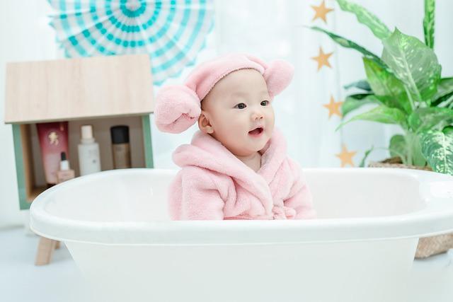 badjas voor baby